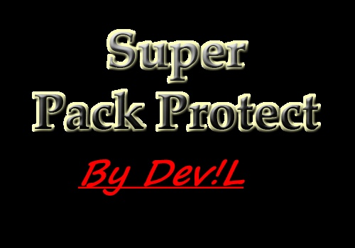 SuperPack Protect дл...